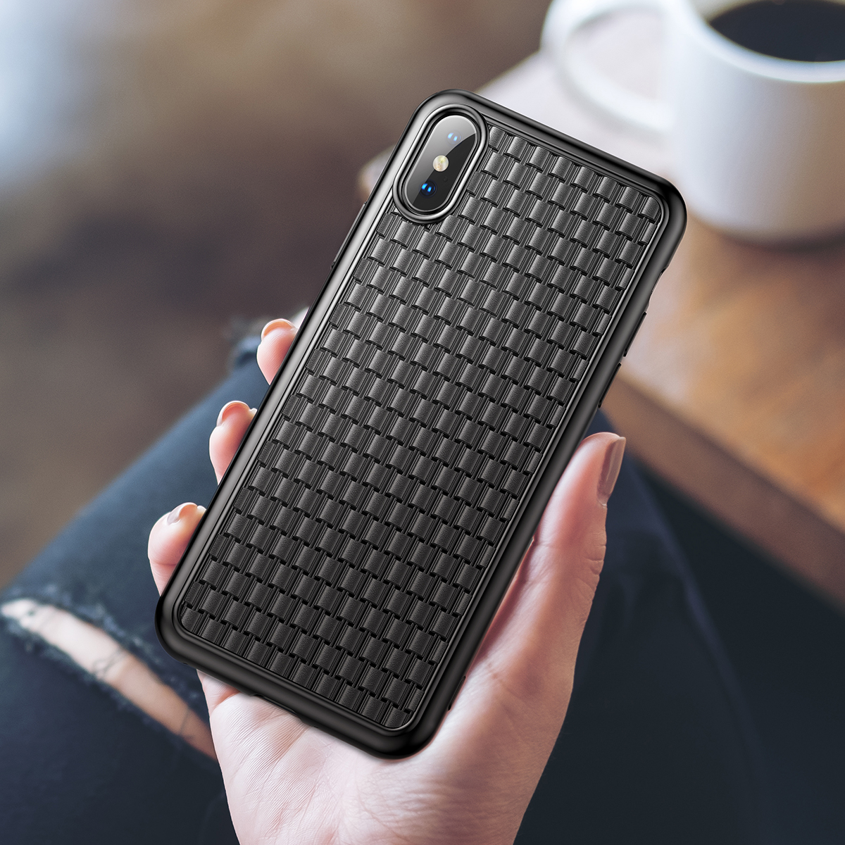 Baseus Protective Case For Iphone Xs Max Heat Dissipation