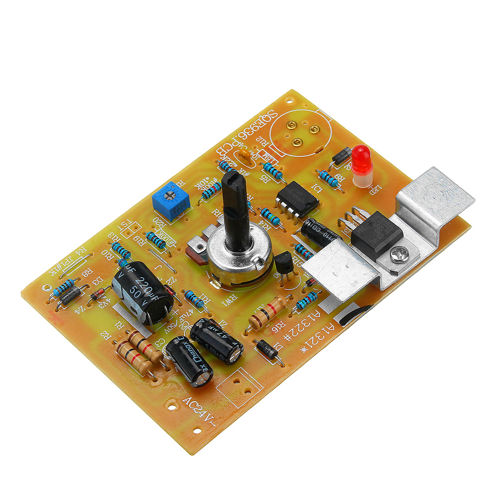 Circuit Board For Hakko 936 Soldering Iron Station Control Board