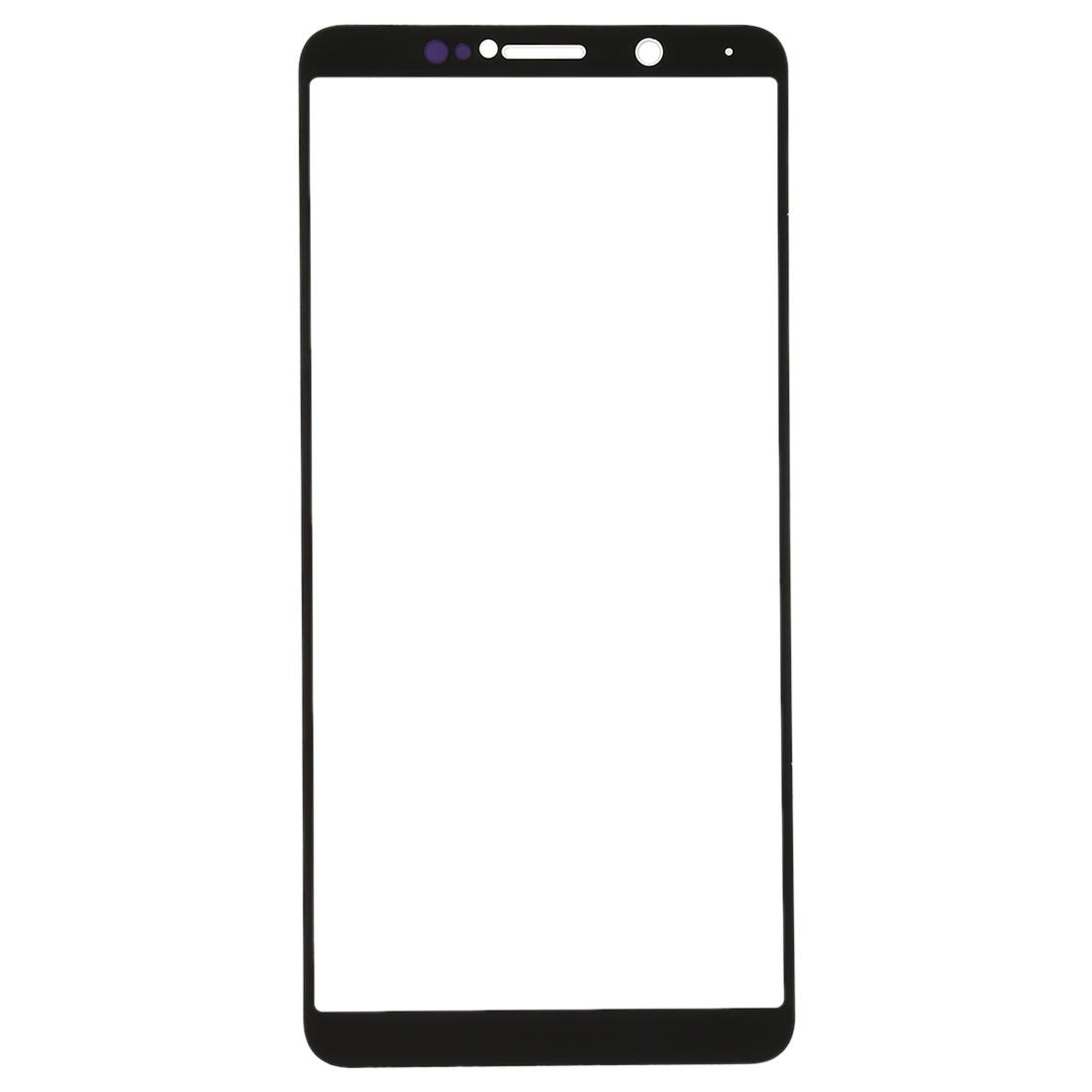 Front Screen Outer Glass Lens For Vivo Y75 V7 White