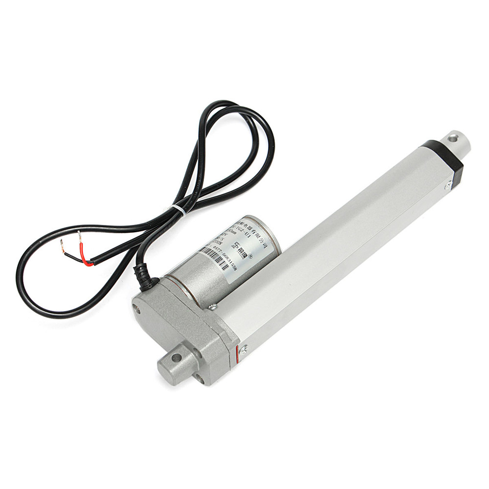 hight resolution of 12v 50mm s 100n linear actuator motor high speed 100mm electric door opener