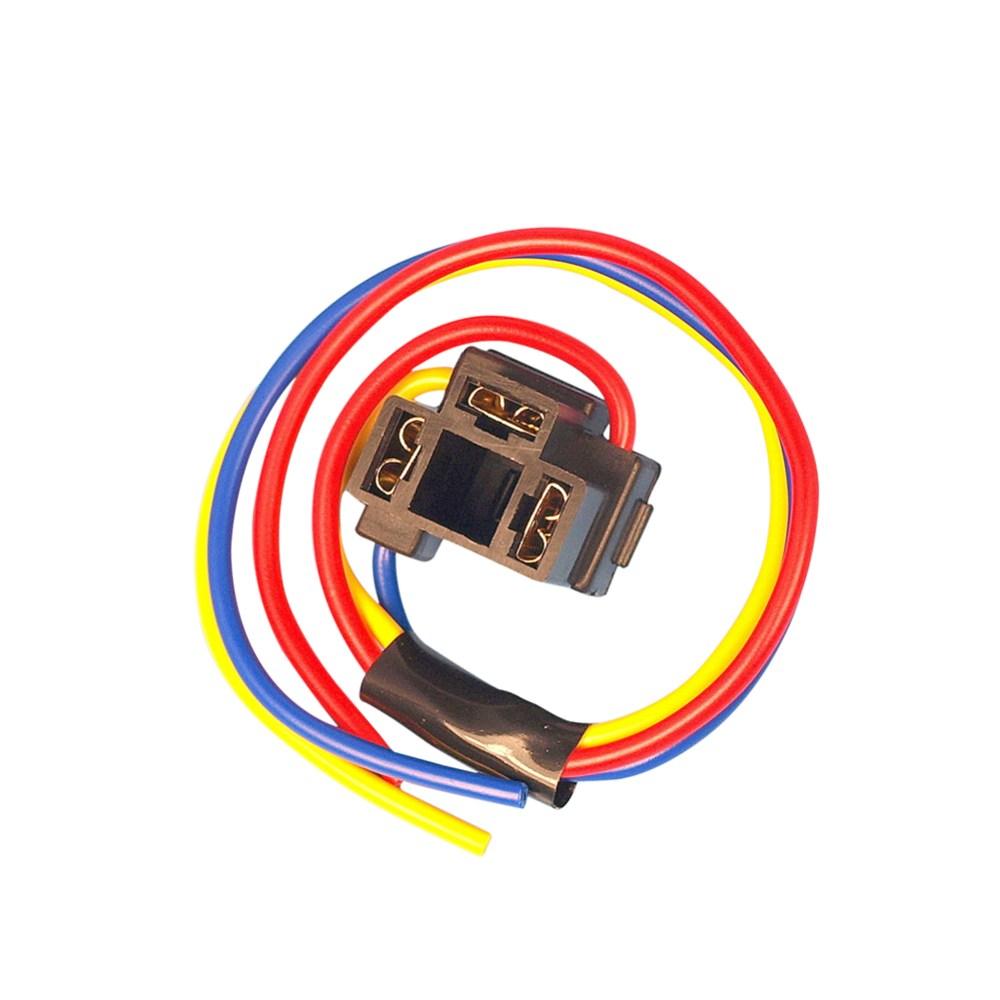medium resolution of 1pc h4 3 pin headlight replacement repair bulb holder connector plug wire socket 294227 1 01 jpg