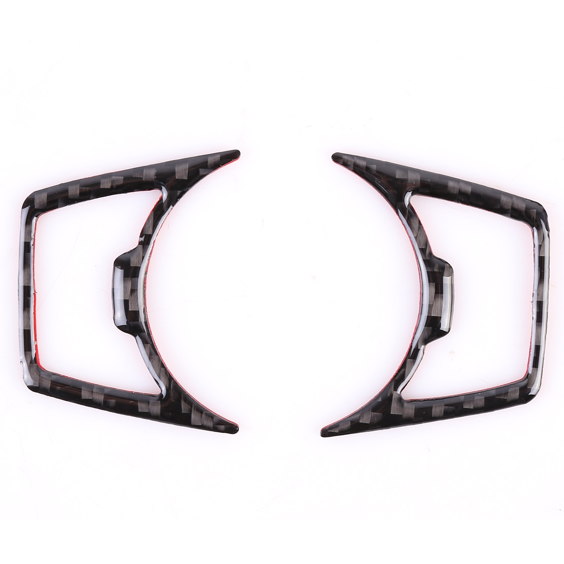 2 Pcs Car Headlight Adjustment Decorative Sticker For Ford