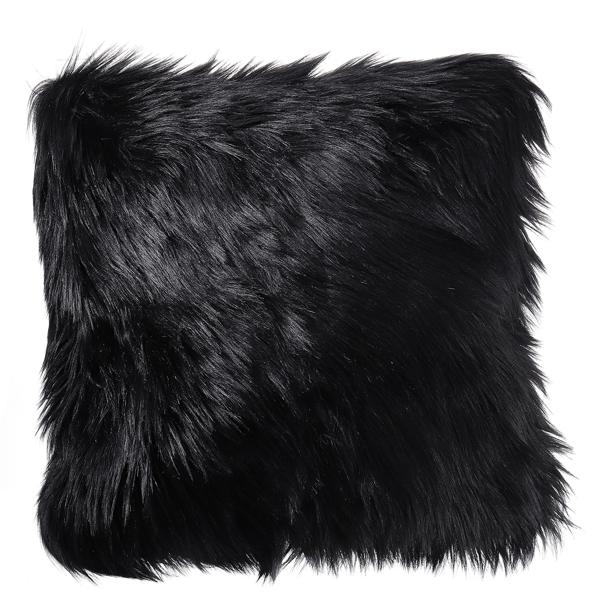 40 faux wool fur cushion cover fluffy