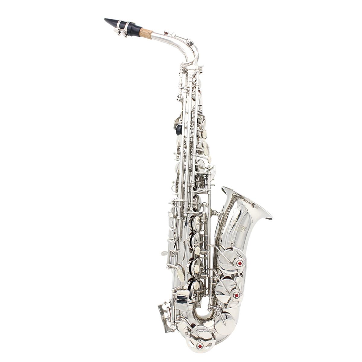 SLADE LD-896 E-flat Brass Pipe Alto Saxophone with Bag