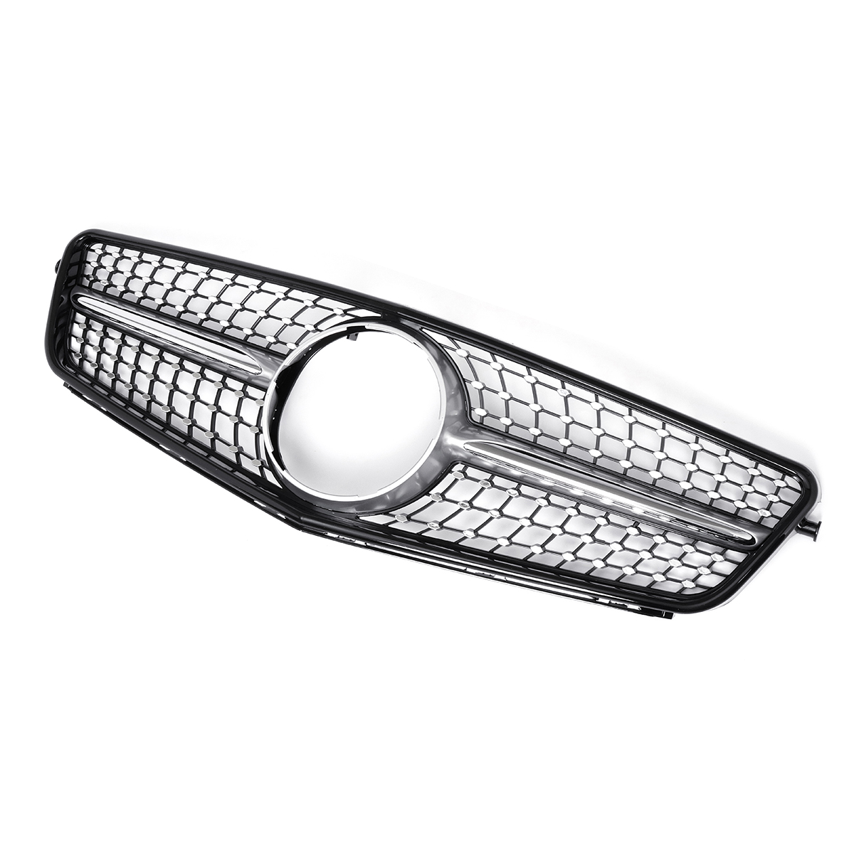 Car Front Grille Grill For Mercedes Benz C Class W204 C180