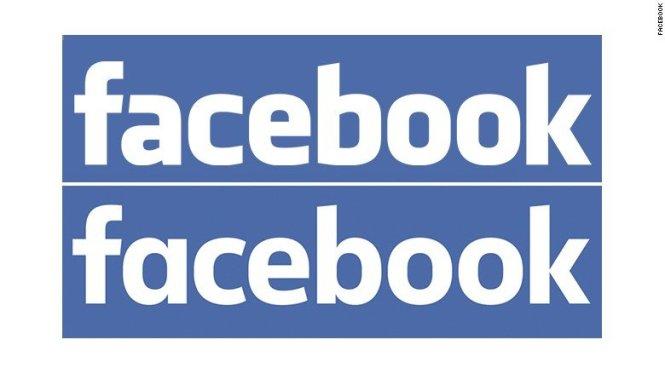 Facebook logo change - Alex Noudelman