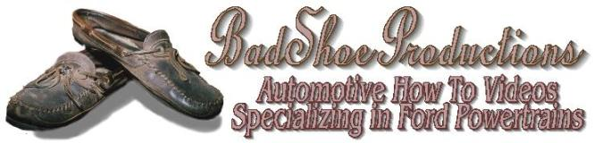 Bad Shoe Productions