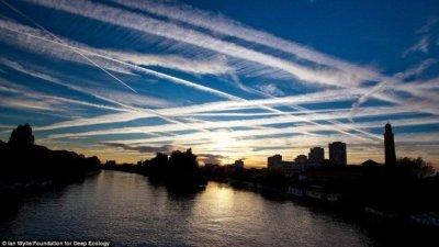 London skies