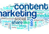 Content marketing concept i