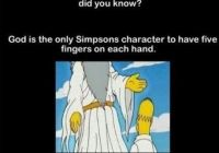 the-simpsons-facts