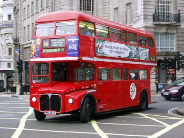 Foto de Referência do London Bus Classic