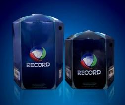 Kit Aniversário Record 2012 Modelos A e B