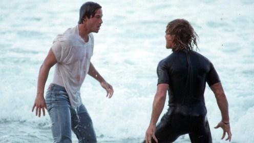 Keanu Reeves & Patrick-Swayze - Point Break