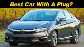 2019 / 2020 Honda Clarity PHEV | The Best Plug-In In America