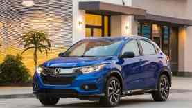 2019 / 2020 Honda HR-V | Affordable Practicality