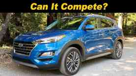 2019 / 2020 Hyundai Tucson | Trying To Stay Relevant