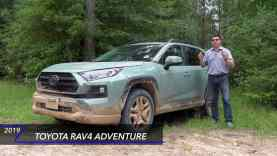 2019 / 2020 Toyota RAV4 Adventure | Tested Off-Road
