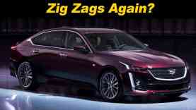 2020 Cadillac CT5 First Look