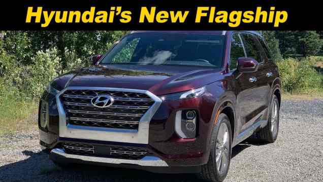 2020 Hyundai Palisade | Go Big Or Go Home