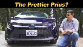 2020 Toyota Corolla Hybrid – The Prius Alternative