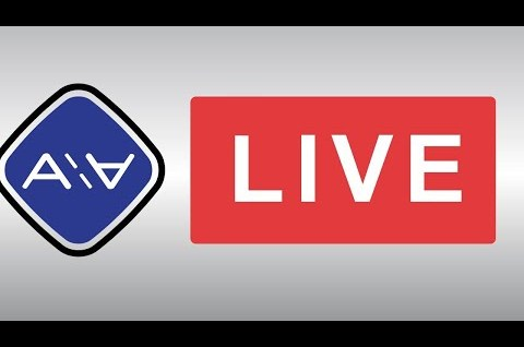 AoA Live! The one where we give stuff away!