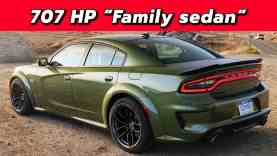 Bat-Sh*t Goes Wide | 2020 Dodge Charger Hellcat