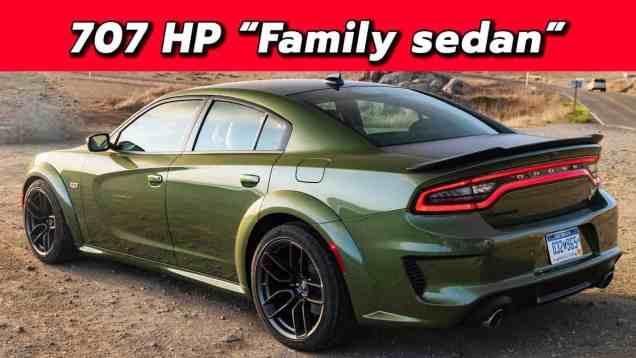 Bat-Sh*t Goes Wide | 2020 Dodge Charger Hellcat