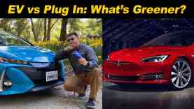 EV vs Plug In Hybrid – Pragmatic vs Idealistic?