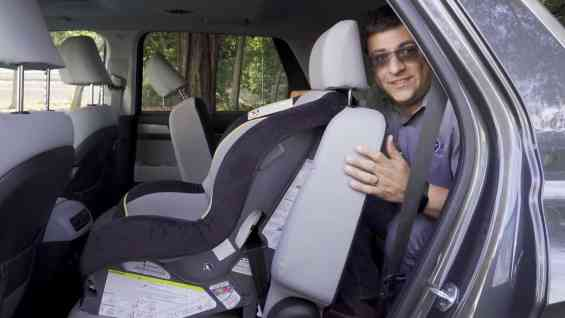 Hyundai Palisade Child Seat Review