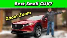 Mazda's New Small CUV Is A Winner – 2020 Mazda CX-30