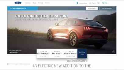 Mustang Mach E Leaked! | Ford's New all-Electric Car