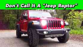 The Baja Jeep | 2020 Jeep Gladiator Mojave