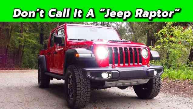 The Baja Jeep | 2020 Jeep Gladiator Mojave