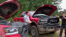 RAM 1500 Rebel vs RAM 2500 Power Wagon | The Meek vs The Mighty?