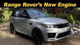 Silky Smooth Inline-6s Are All The Rage | 2020 Range Rover Sport