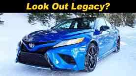 The Toyota Camry Finally Gets AWD (again) | 2020 Toyota Camry AWD Quick Spin