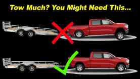 Weight Distribution Hitches Explained  – How They Work, Why You Need One