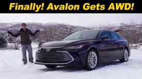 Your Avalon AWD Prayers Are Answered | 2021 Toyota Avalon AWD