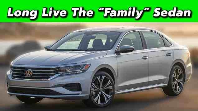 Is Big And Comfy Enough? | 2020 Volkswagen Passat