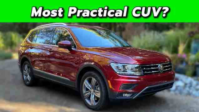 Ultimate Small Family CUV? | 2020 Volkswagen Tiguan