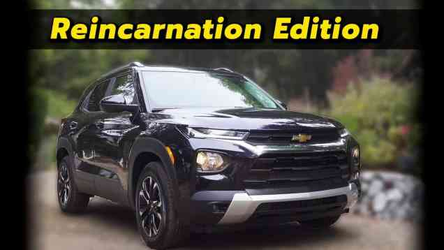 Good, But Good Enough? | 2021 Chevrolet Trailblazer