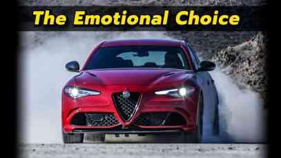 When You Follow Your Heart | 2020 Alfa Romeo Giulia