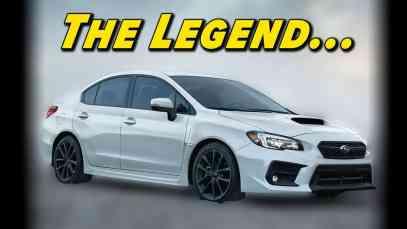 Affordable Fun   2020 Subaru WRX