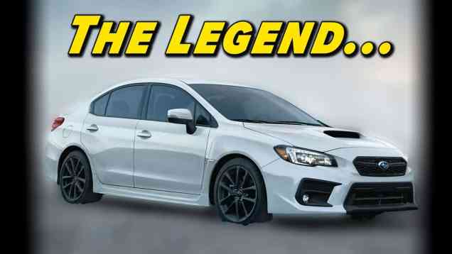 Affordable Fun | 2020 Subaru WRX