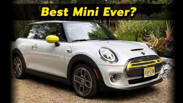 The Bite Sized EV | 2021 Mini Cooper SE