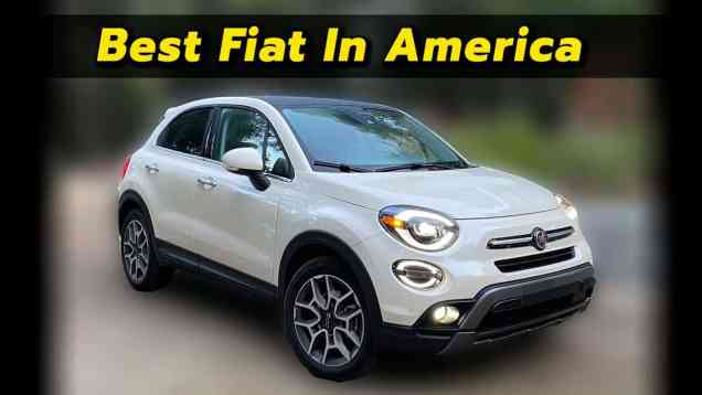 The Fiat They Should Have Started With | 2020 Fiat 500x