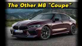 When Is A Coupe Not A Coupe? | 2020 BMW M8 Gran Coupe