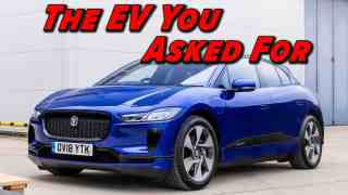 2020 Jaguar I Pace | The Electric Kitty