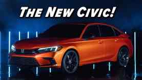 2022 Honda Civic First Look