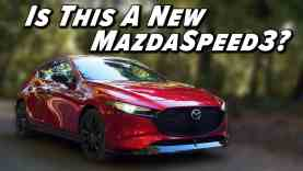 A Mazda3 With A Turbo! – 2021 Mazda3 2.5 Turbo Part 1